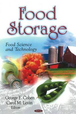 Food Storage (Hardback)