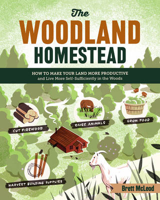 The Woodland Homestead (Paperback)