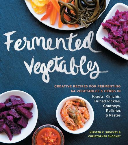 Fermented Vegetables (Paperback)