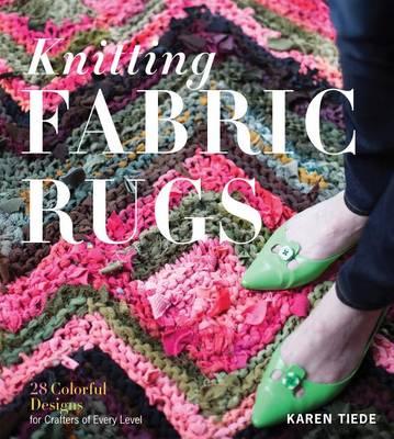 Knitting Fabric Rugs (Paperback)