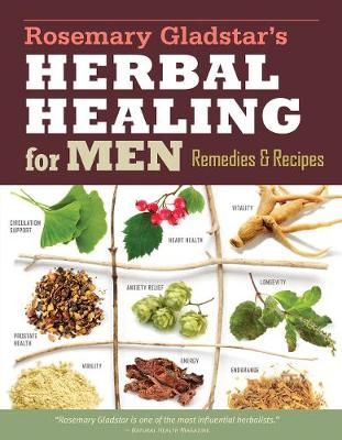 Herbal Healing for Men:Remedies and Recipes (Paperback)