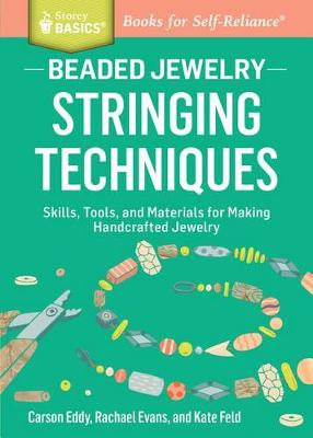 Beaded Jewelry: Stringing Techniques (Paperback)