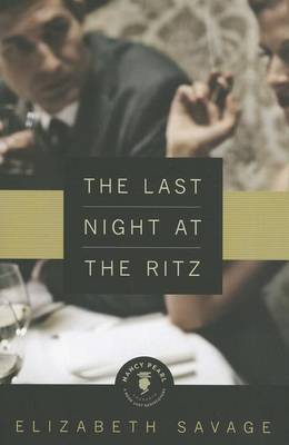 The Last Night at the Ritz - Nancy Pearl's Book Lust Rediscoveries (Paperback)