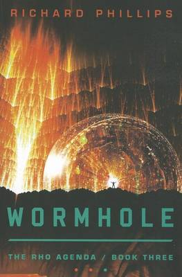Wormhole - The Rho Agenda 3 (Paperback)