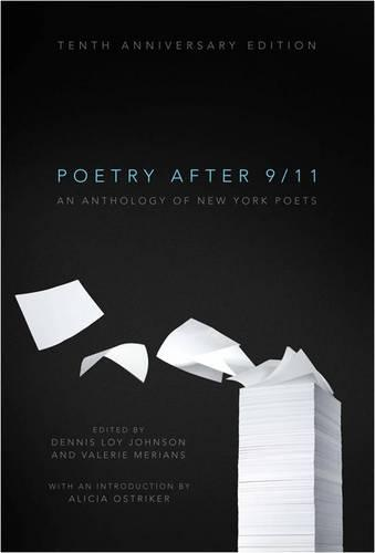 Poetry After 9/11 (Paperback)