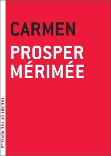 Carmen - Art of the Novel (Paperback)