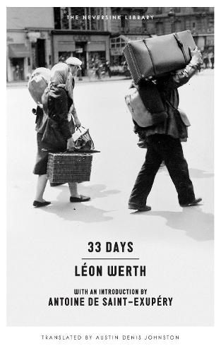 33 Days: A Memoir - Neversink (Paperback)