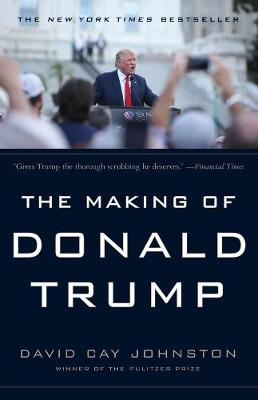 The Making Of Donald Trump (Paperback)