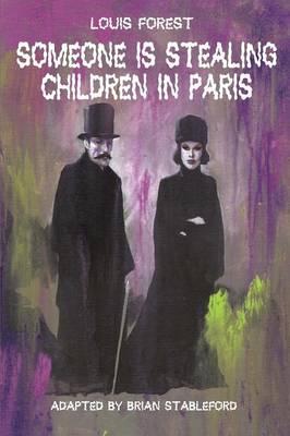 Someone Is Stealing Children in Paris (Paperback)