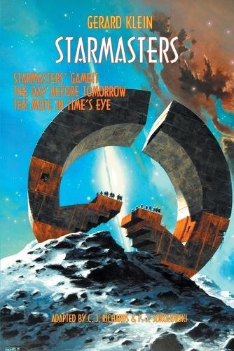 Starmasters (Paperback)