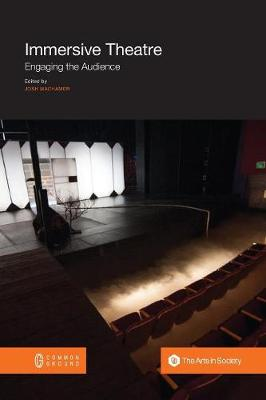 Immersive Theatre: Engaging the Audience (Paperback)