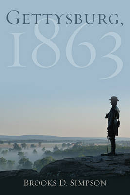 Gettysburg, 1863 (Hardback)