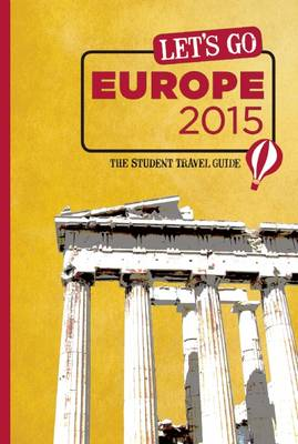 Let's Go Europe 2015: The Student Travel Guide (Paperback)