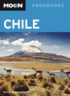 Moon Chile (4th ed): Including Easter Island (Paperback)