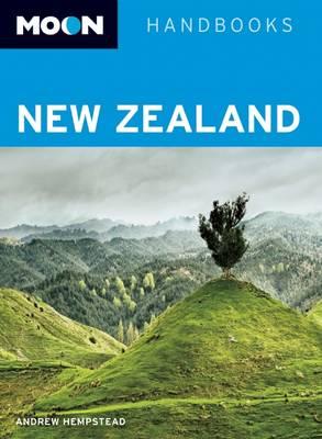 Moon New Zealand (8th ed) (Paperback)