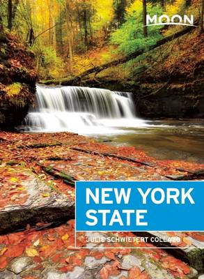 Moon New York State (6th ed) (Paperback)