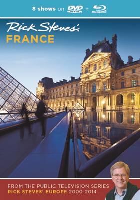 Rick Steves' France DVD & Blu-Ray 2000-2014 (DVD video)