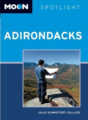 Moon Spotlight Adirondacks - Moon Spotlight (Paperback)
