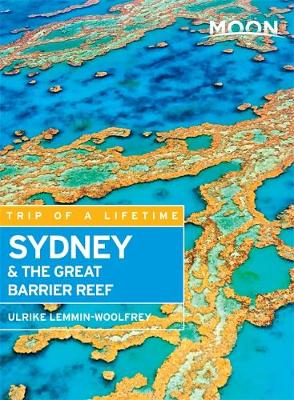 Moon Sydney & the Great Barrier Reef (Paperback)