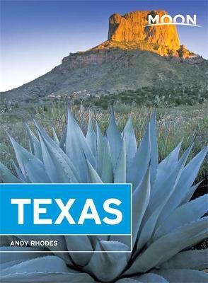 Moon Texas (Eighth Edition) (Paperback)