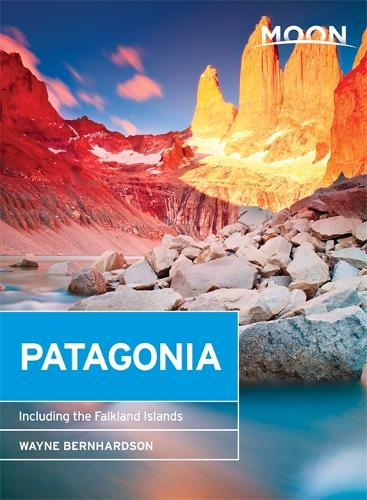 Moon Patagonia (4th ed): Including the Falkland Islands (Paperback)