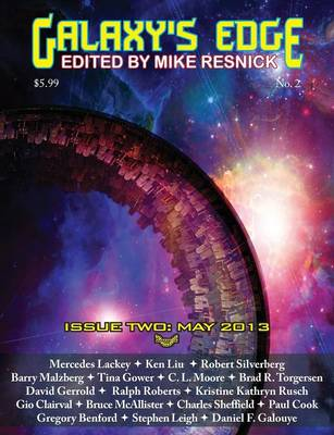 Galaxy's Edge Magazine: Issue 2 May 2013 (Paperback)