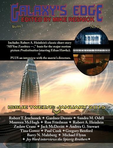Galaxy's Edge Magazine: Issue 12, January 2015 (Paperback)