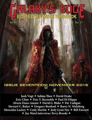 Galaxy's Edge Magazine: Issue 17, November 2015 (Paperback)