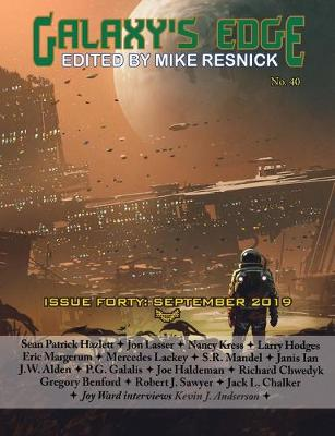 Galaxy's Edge Magazine: Issue 40, September 2019 (Paperback)
