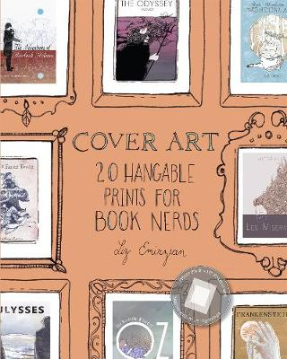 Cover Art: 20 Hangable Prints for Book Nerds (Paperback)