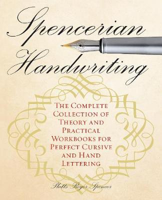Spencerian Penmanship Practice Book: The Declaration of Independence: Example Sentences with Workbook Pages (Paperback)
