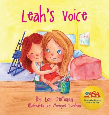 Leah's Voice (Hardback)
