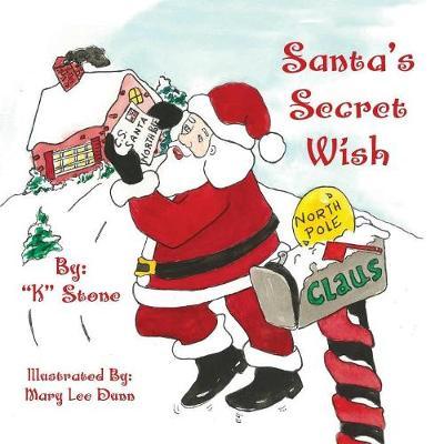 Santa's Secret Wish (Paperback)