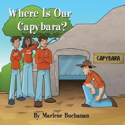 Where Is Our Capybara? (Paperback)