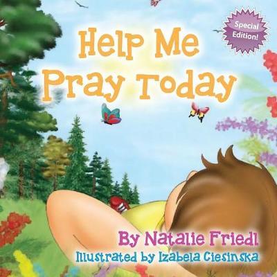 Help Me Pray Today (Paperback)