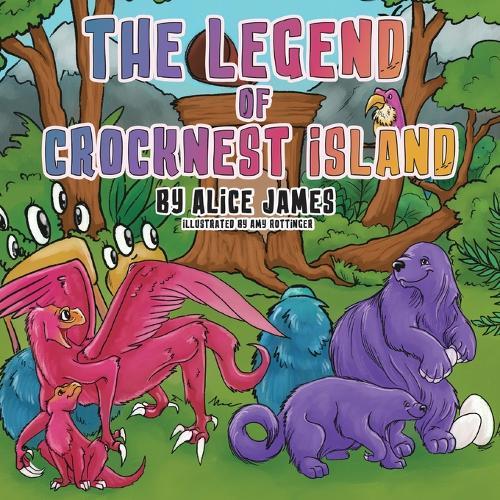 The Legend of Crocknest Island (Paperback)
