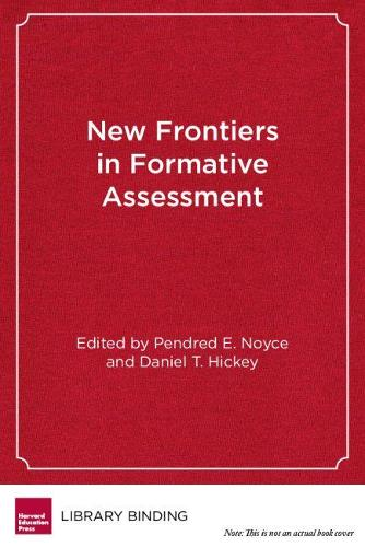 New Frontiers in Formative Assessment (Hardback)