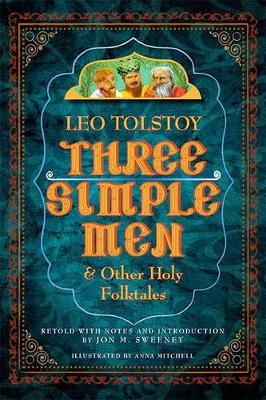 Three Simple Men: And Other Holy Folktales (Paperback)