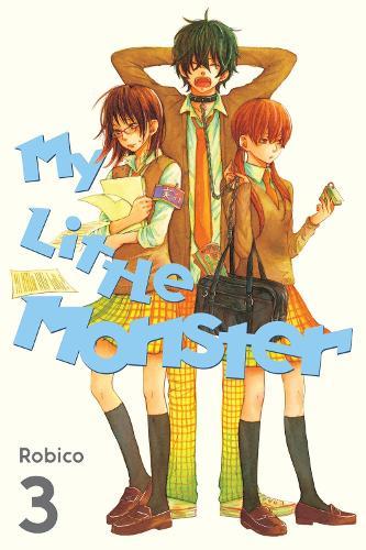 My Little Monster 3 (Paperback)