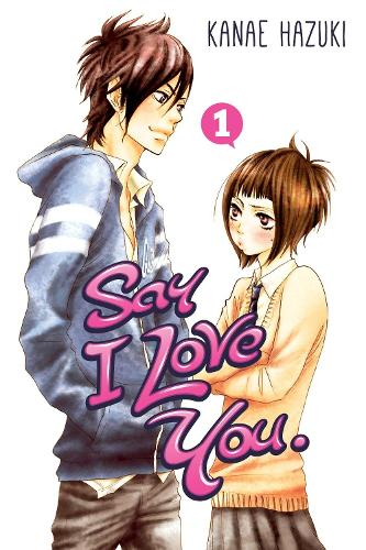 Say I Love You 1 (Paperback)
