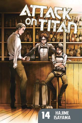 Attack On Titan 14 (Paperback)