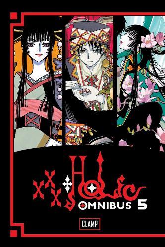 Xxxholic Omnibus 5 (Paperback)