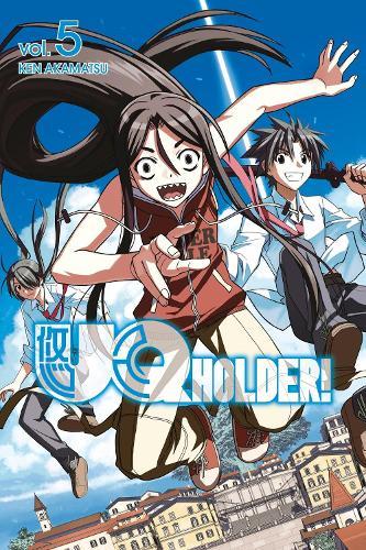 Uq Holder 5 (Paperback)