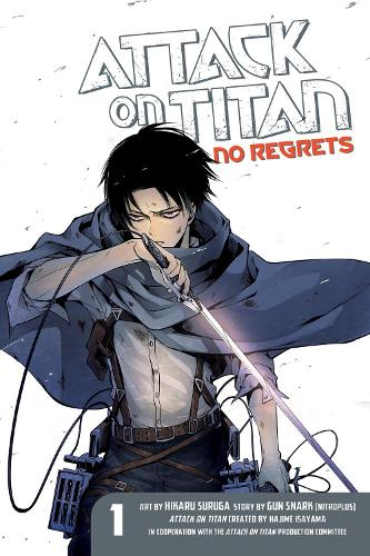 Attack On Titan: No Regrets 1 (Paperback)