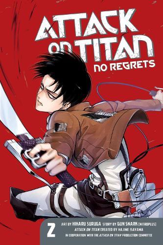 Attack On Titan: No Regrets 2 (Paperback)