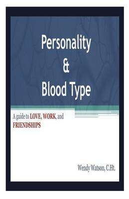 Personality & Blood Type (Paperback)