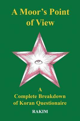 A Moor's Point of View (Paperback)