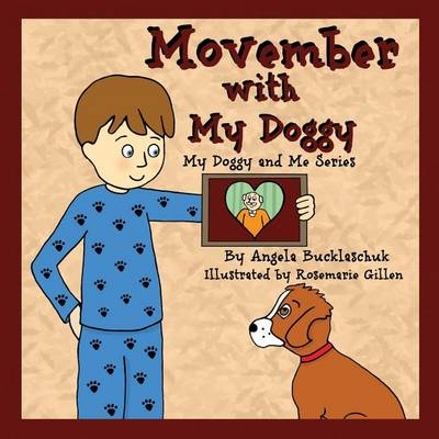 Movember with My Doggy (Paperback)