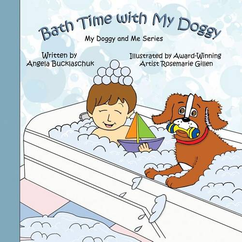 Bath Time with My Doggy (Paperback)
