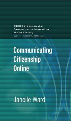 Communicating Citizenship Online (Hardback)